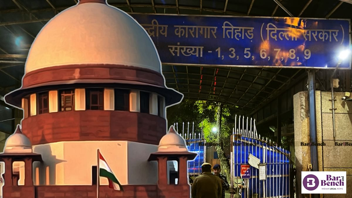 [Unitech] Supreme Court orders probe, suspends complicit Tihar Jail officials accused of conniving with Sanjay Chandra, Ajay Chandra