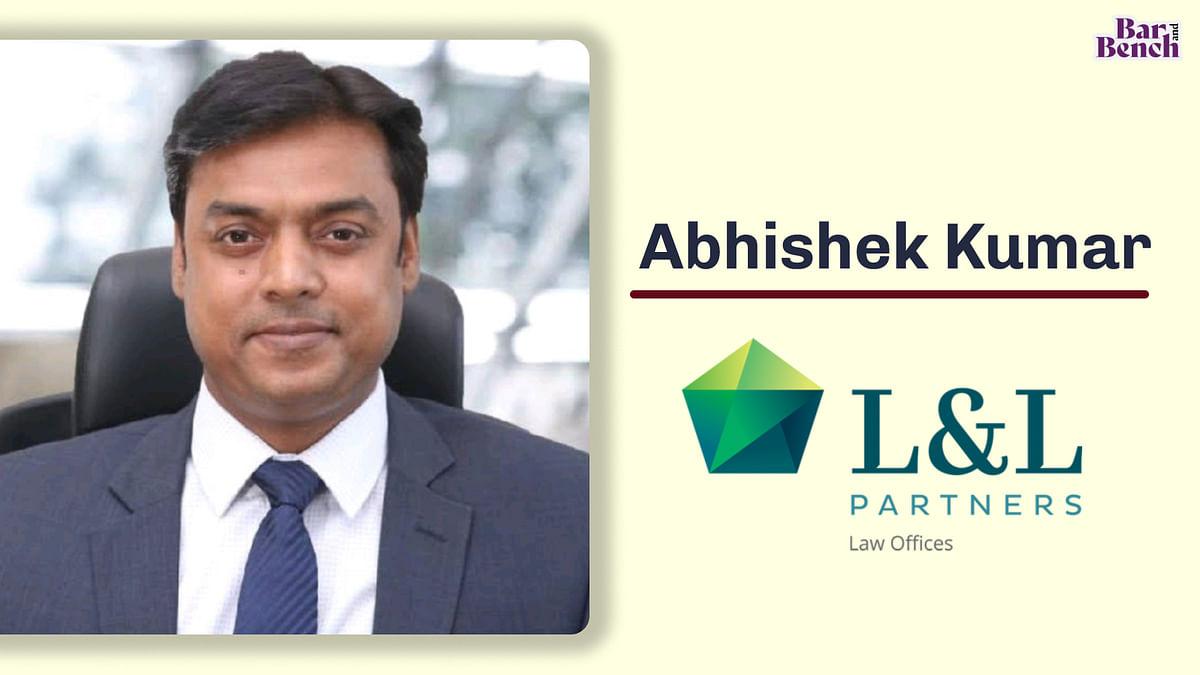 Singhania & Partners' Abhishek Kumar joins L&L Partners