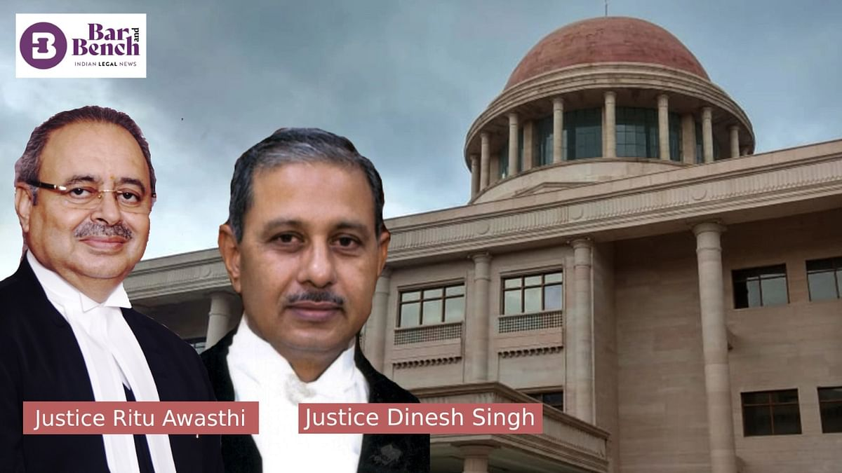Allahabad High Court initiates contempt of court case against lawyer Asok Pande who used abusive language against judges, called them 'goondas'