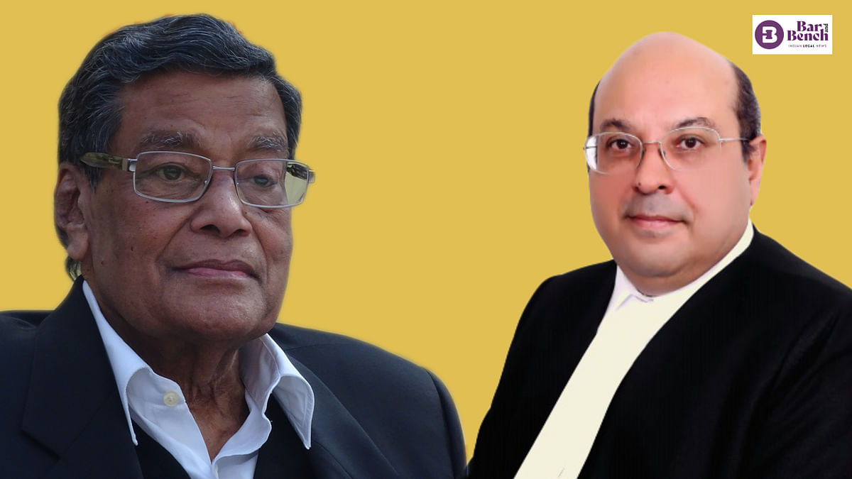 """""""He was a star among all my juniors; great honour for me to practice before him:"""" AG KK Venugopal on Justice Rohinton Nariman"""
