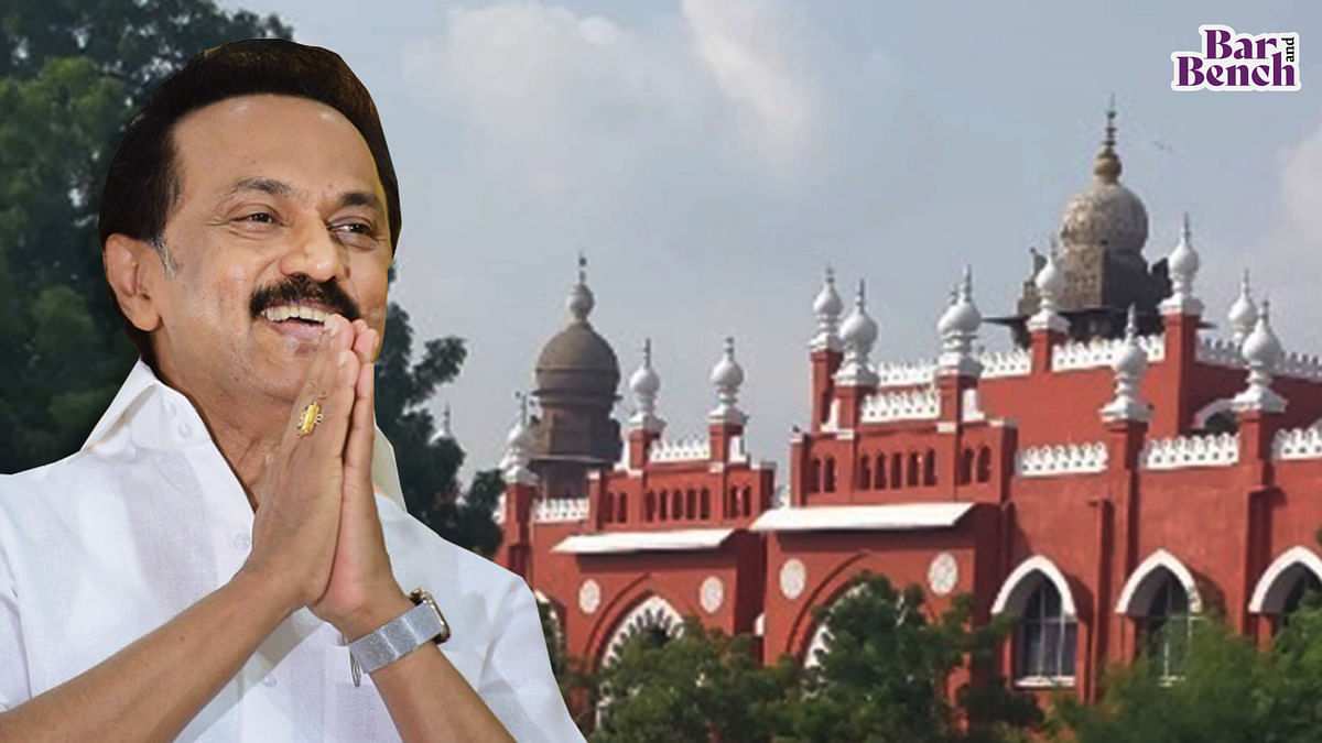 """""""This is a secular country:"""" Madras High Court rejects plea to bar CM MK Stalin from heading committee under Hindu Religious Endowments Act"""