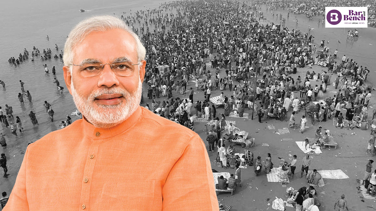 Every effort should be made to clean river Ganga; even PM Modi said 'It is my destiny to serve Maa Ganga': Allahabad High Court