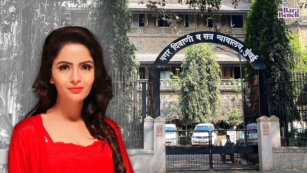 Targeted by Mumbai Police for supporting Raj Kundra: Gehana Vasisth to Mumbai Court