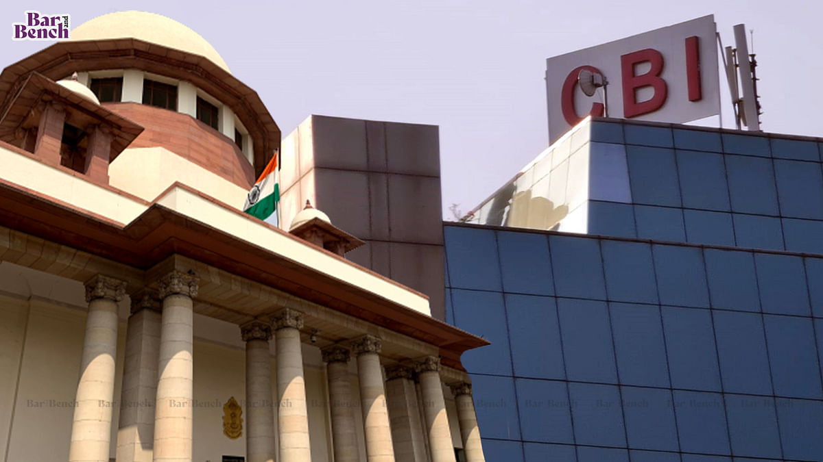 [BREAKING] CBI, IB do not help judiciary at all; Judges are threatened in cases of high profile people; CBI has done nothing: Supreme Court