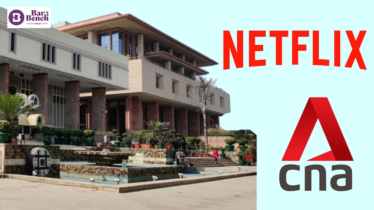 "Delhi High Court restrains Netflix, CNA from broadcasting documentary ""A Big Little Murder"""