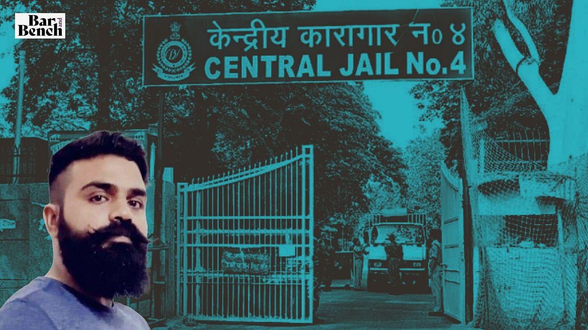 [Ankit Gujjar] Entire ward, cell of witnesses under CCTV surveillance: Tihar Jail to Delhi High Court