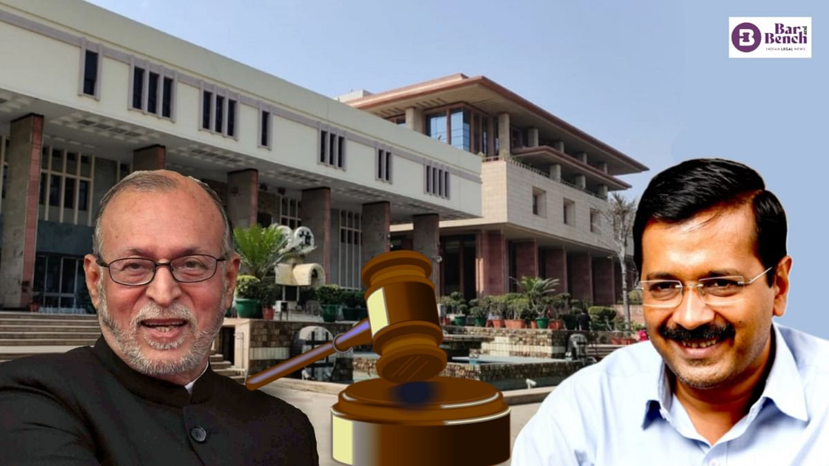 Delhi High Court seeks LG response in Kejriwal govt's challenge to appointment of SPPs chosen by Delhi Police in Republic Day violence cases
