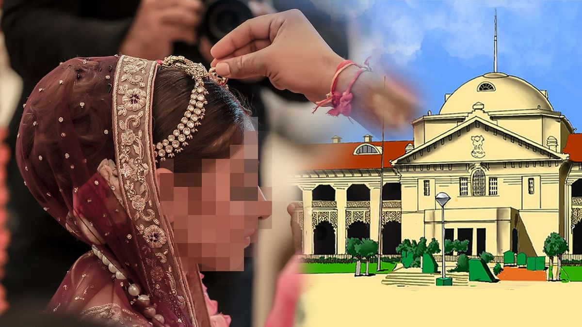Putting vermilion on woman's forehead conveys man's promise to marry: Allahabad High Court in rape case
