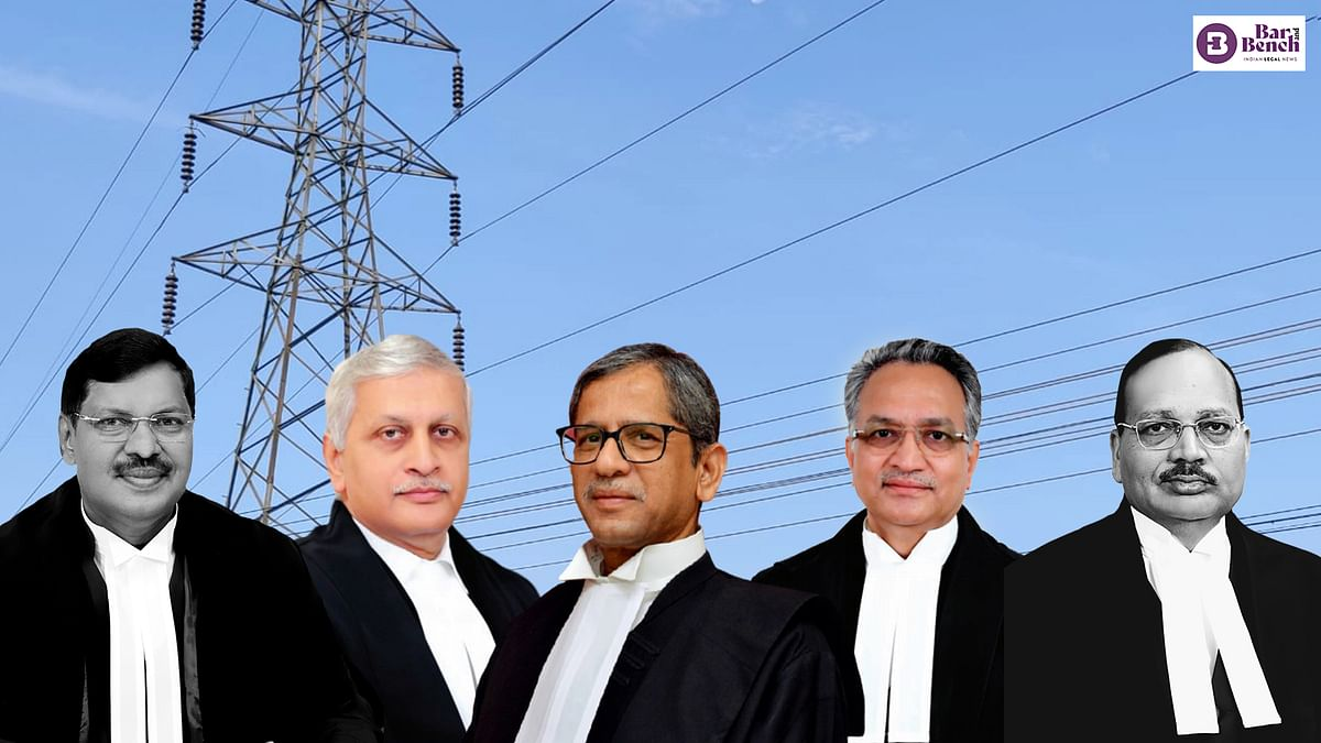 Supreme Court 5-judge Bench issues notice in curative petition by Gujarat Urja Vikas against termination of PPA by Adani Power