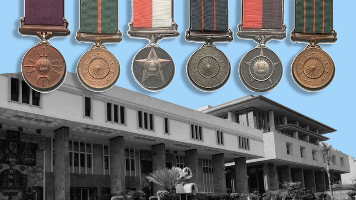 """Delhi High Court refuses to entertain PIL alleging Gallantry Medals are """"arbitrarily"""" awarded"""