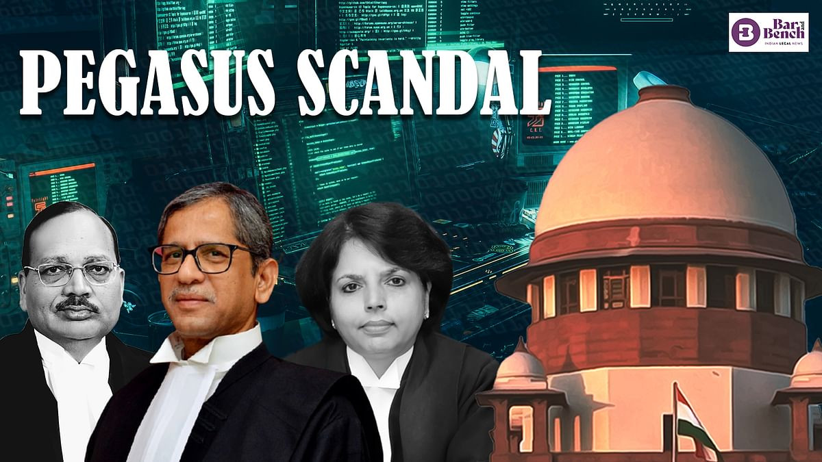 Pegasus case: LIVE UPDATES from Supreme Court