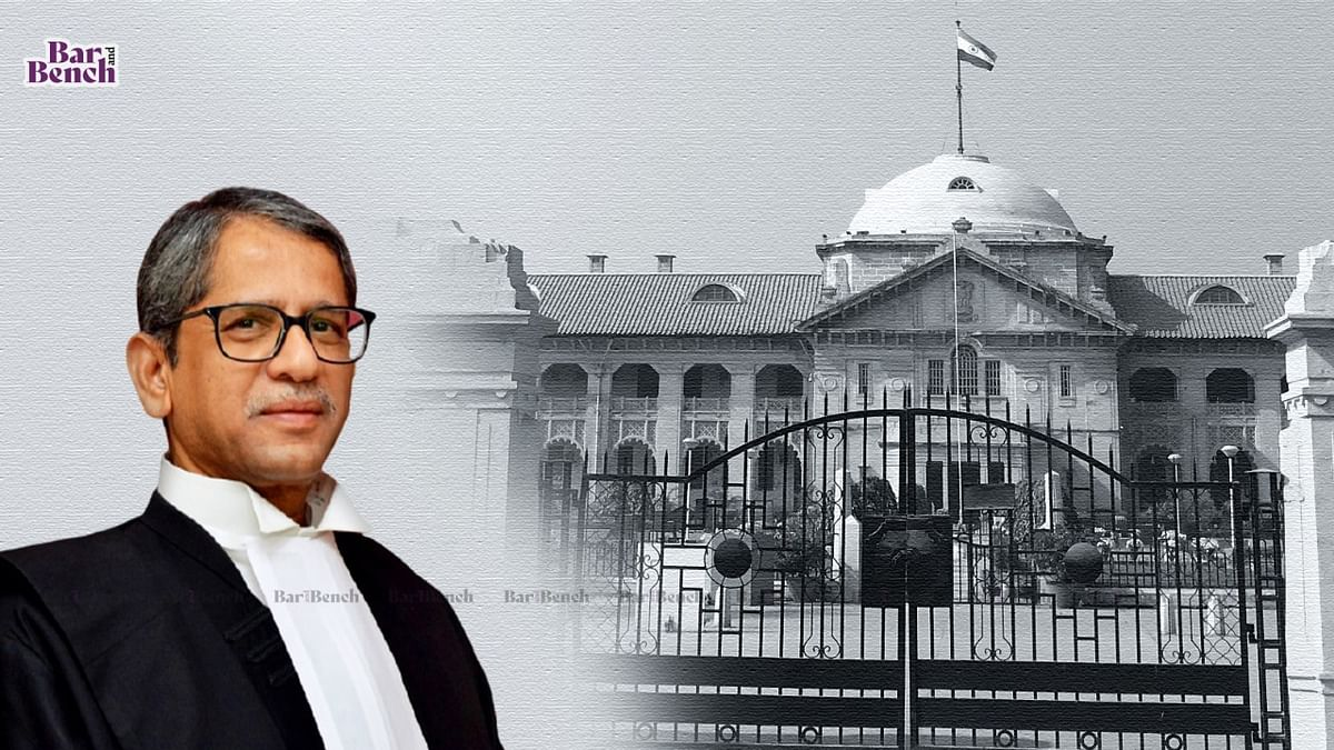 Allahabad High Court judgment disqualifying Indira Gandhi shook the nation, judgment of great courage: CJI NV Ramana