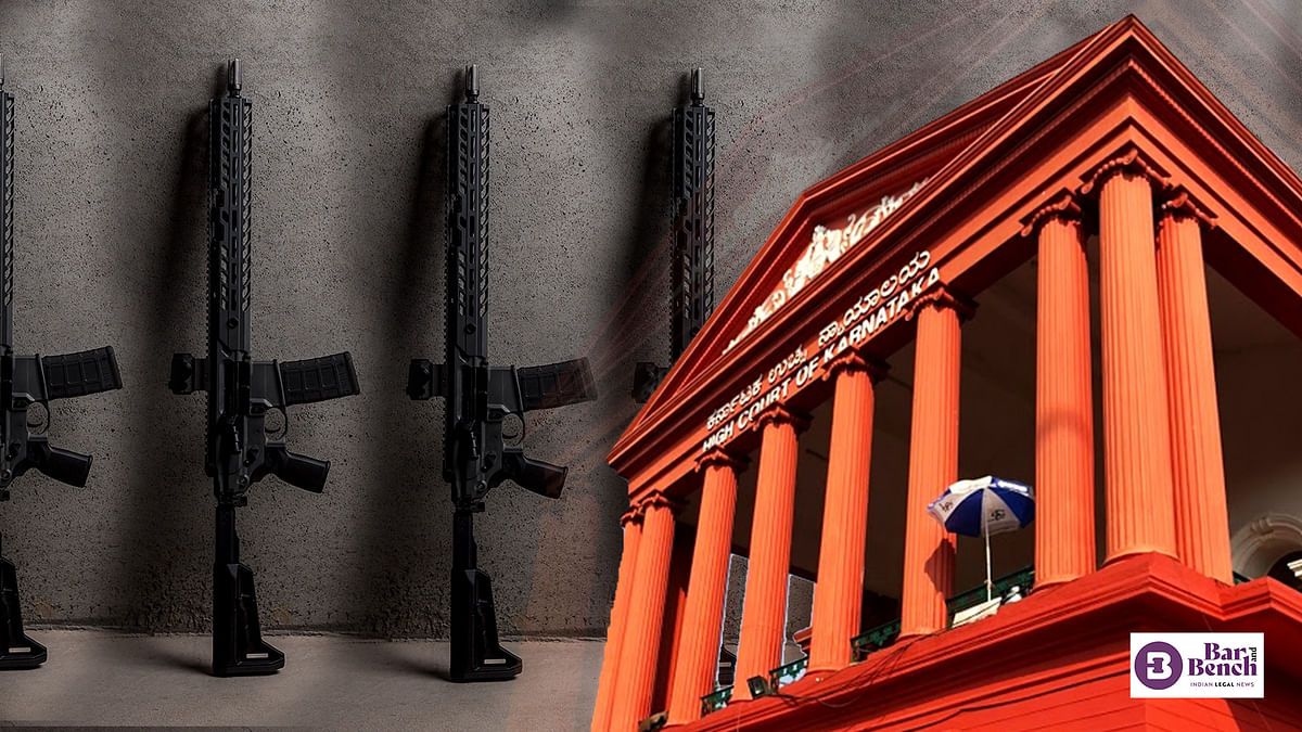 Karnataka High Court reserves verdict on plea against exemption to Kodavas to carry firearms without licence