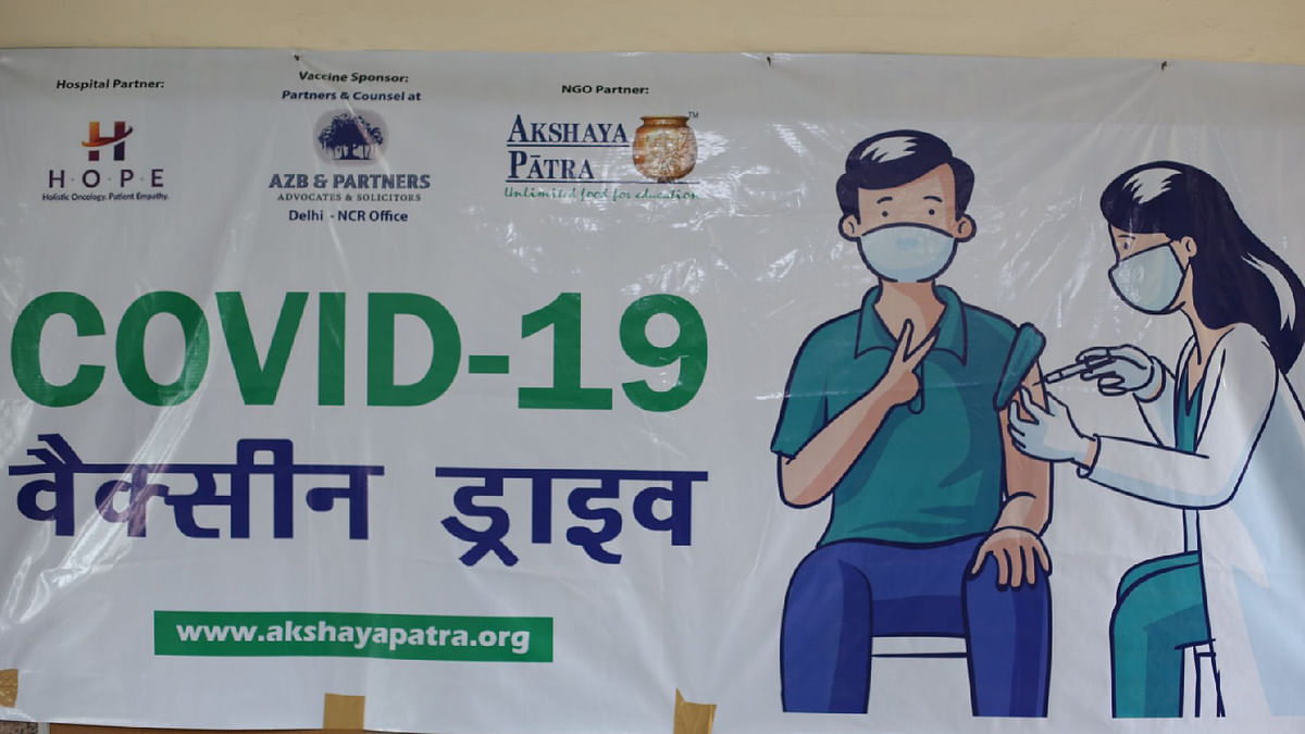 Over 6,200 persons benefit from AZB & Partners' free COVID-19 vaccination drives