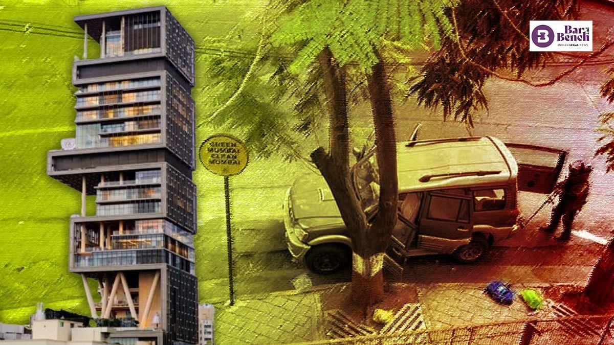 [Antilia case] Sachin Waze terrorised wealthy individuals, extorted money: NIA chargesheet