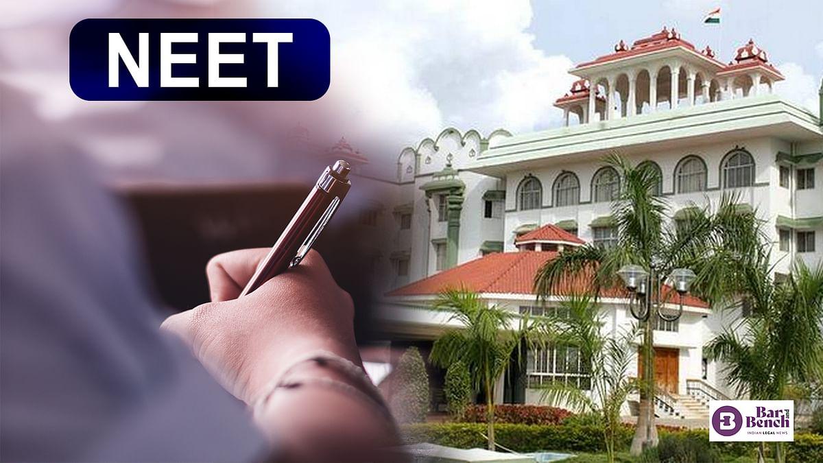 """PIL in Madras High Court against """"false promises"""" by DMK-led Tamil Nadu Govt on NEET"""