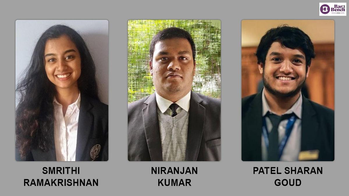 Christ (Deemed to be University), Bengaluru wins Chandigarh University International Virtual Moot