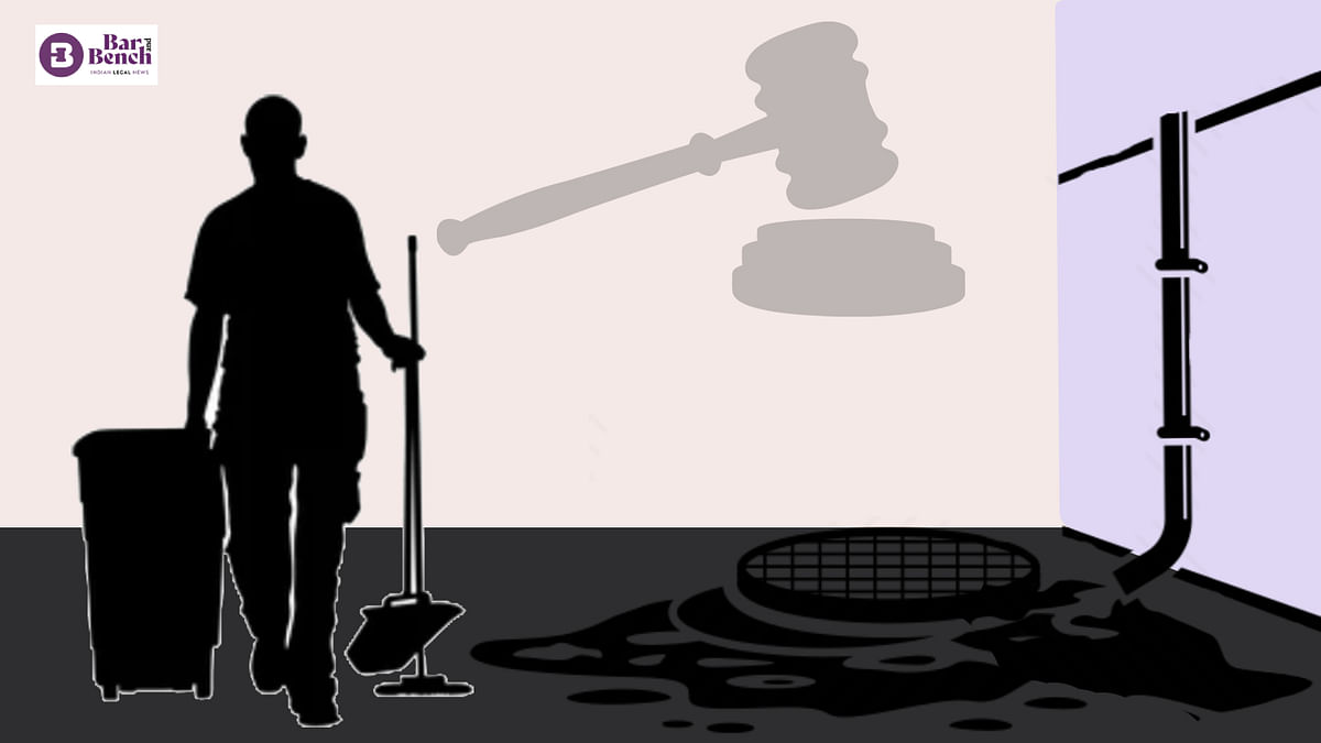 Bihar Court orders man accused of outraging modesty of women to clean drains as bail condition