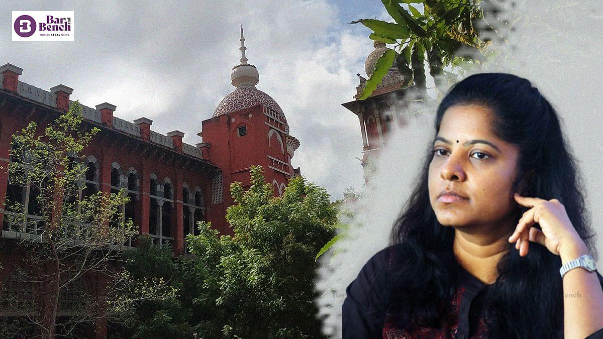 Leena Manimekalai moves Madras High Court against impoundment of passport