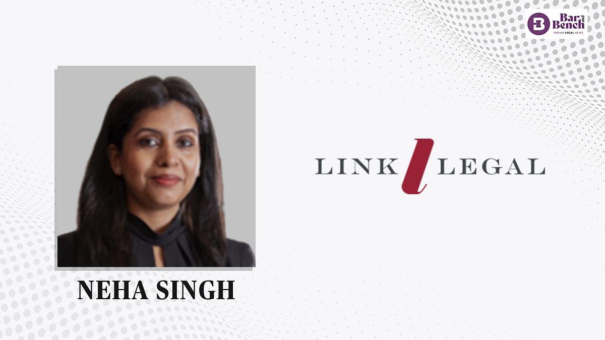 Aviation lawyer Neha Singh joins Link Legal as Associate Partner