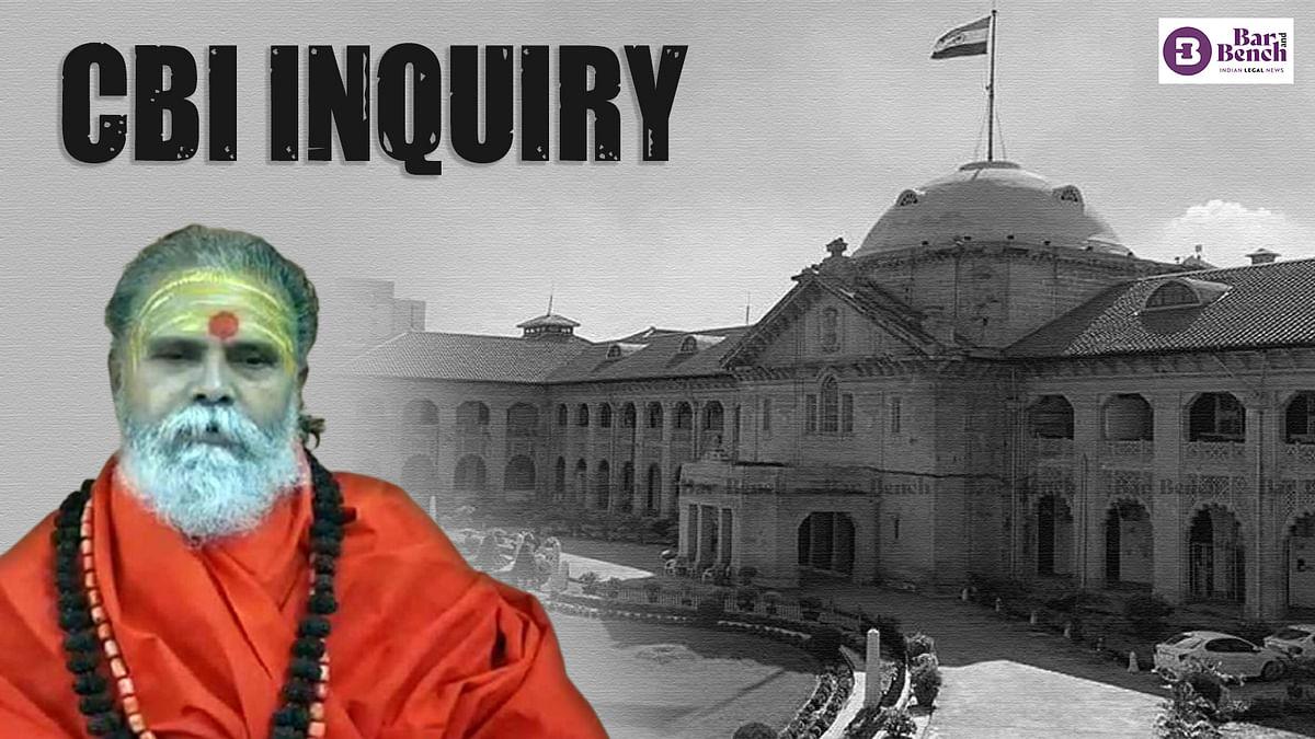 [Death of Mahant Narendra Giri] Letter petition moved before Allahabad High Court seeking CBI probe