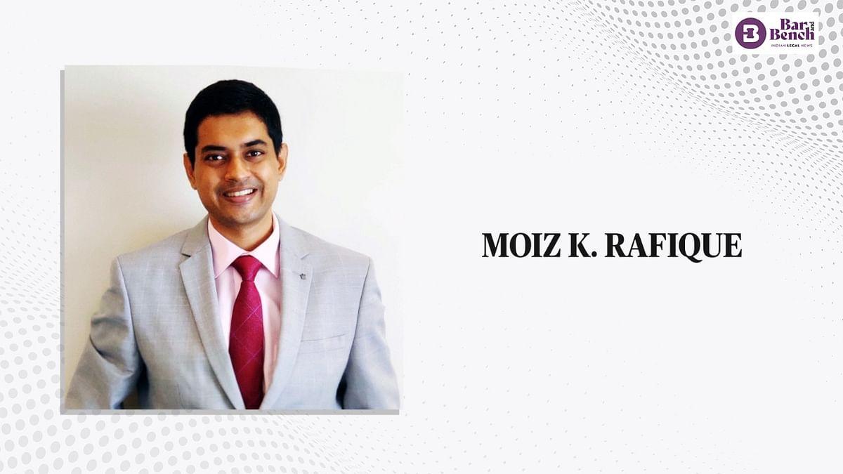 In Conversation with Mr. Moiz Rafique