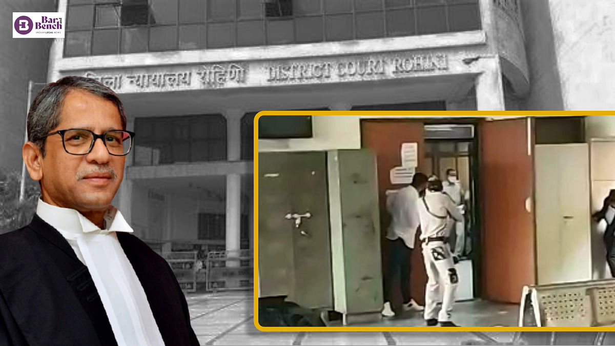 [Rohini Court shootout] Supreme Court likely to prioritize suo motu case on judges safety