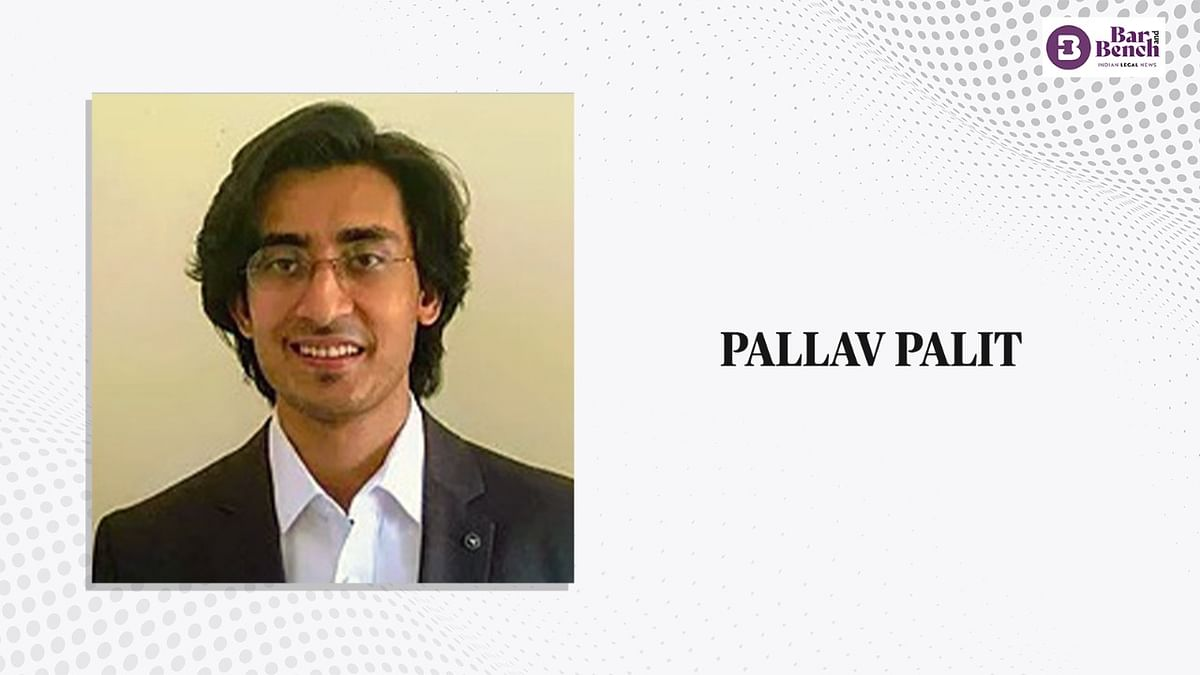 In Conversation with Pallav Palit