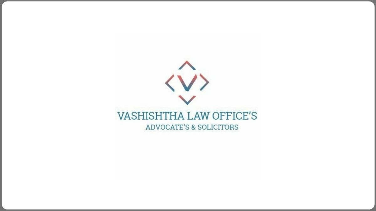 Vashishtha Law Office is looking to hire an Associate (litigation)