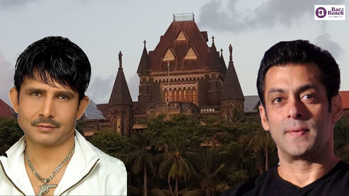 Kamaal R Khan moves Bombay High Court against restraining order in Salman Khan defamation suit