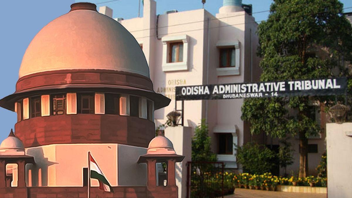 Supreme Court seeks response from Centre on abolition of Odisha Administrative Tribunal