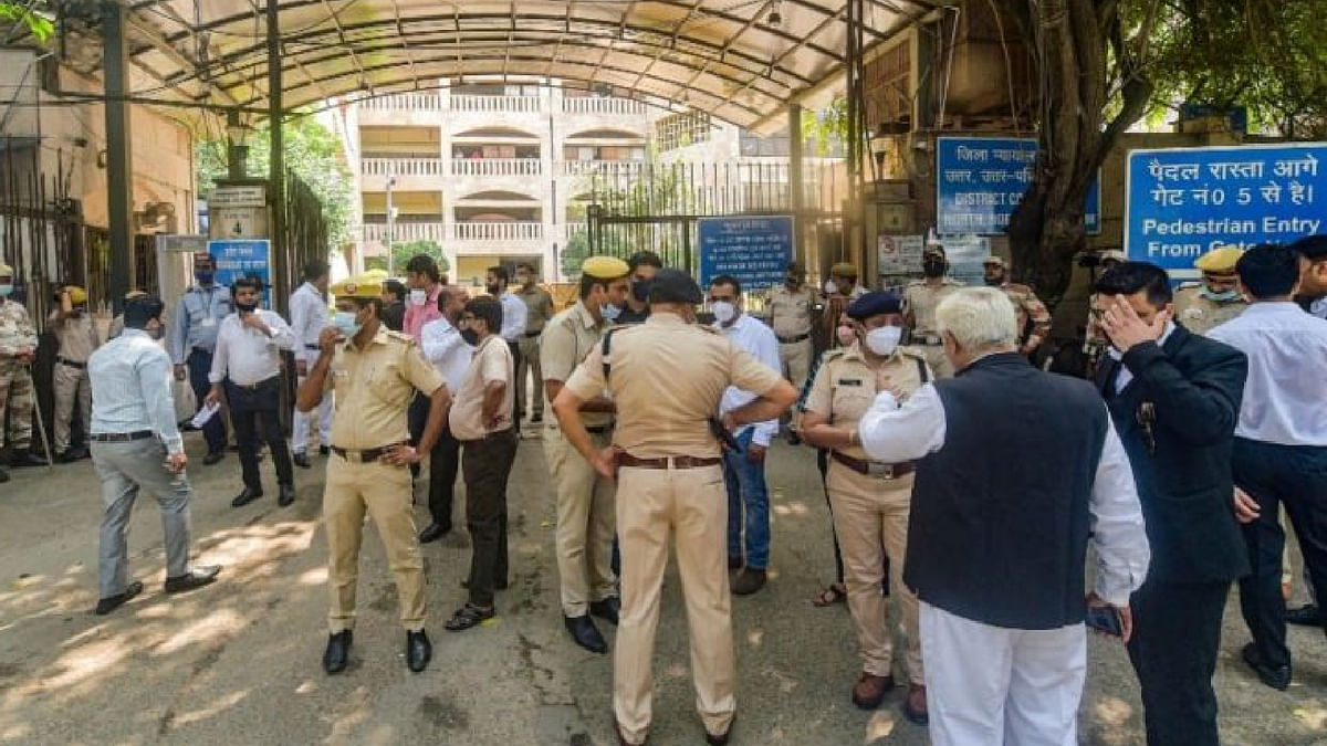 [BREAKING] Rohini Court Firing: Delhi High Court issues notice in plea for better security in district courts