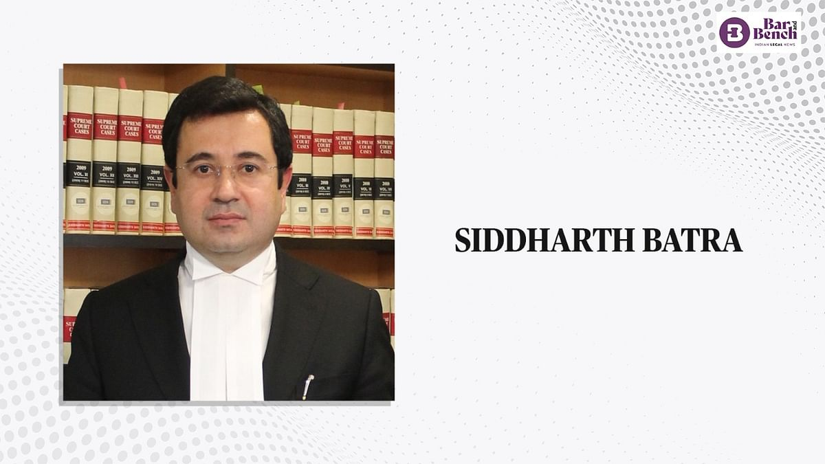 In Conversation with Siddharth Batra