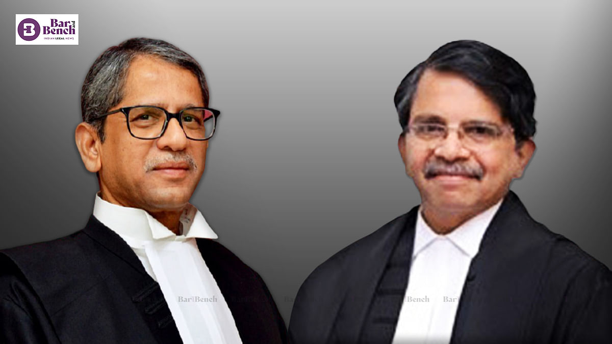 Foundation of judiciary stronger after Justice NV Ramana took over as CJI, changes palpable: Orissa High Court CJ Dr. S Muralidhar