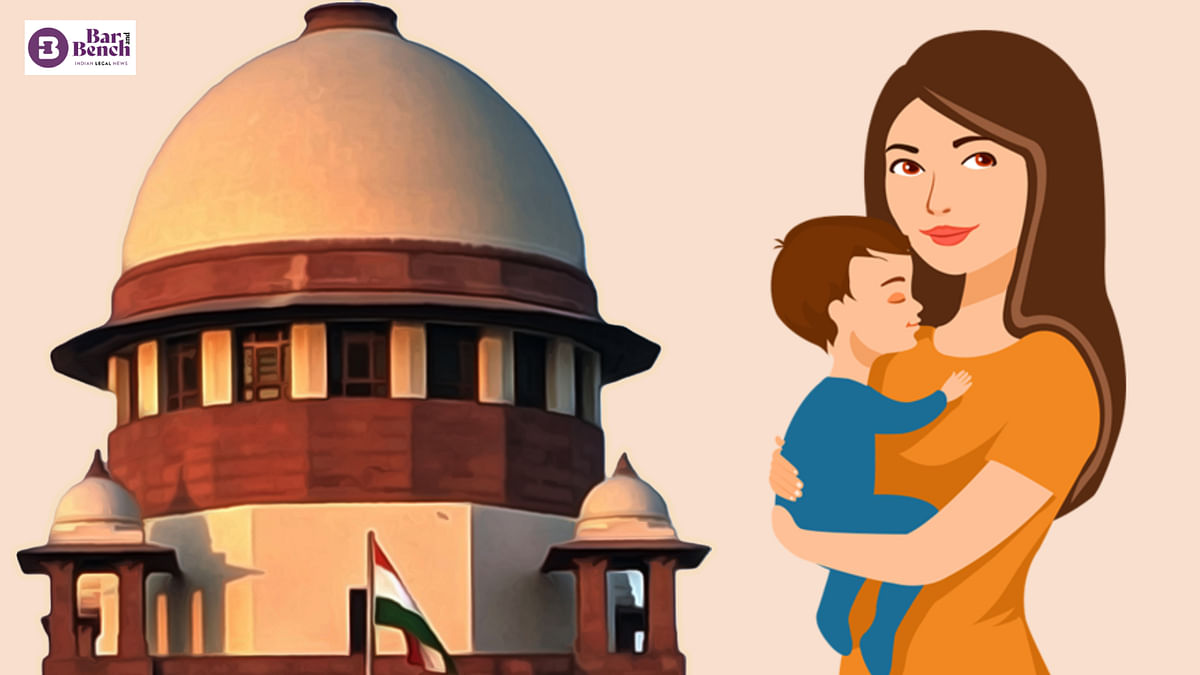 Maternity Benefit Act: Plea in Supreme Court challenges restrictive conditions on maternity leave of adoptive mothers