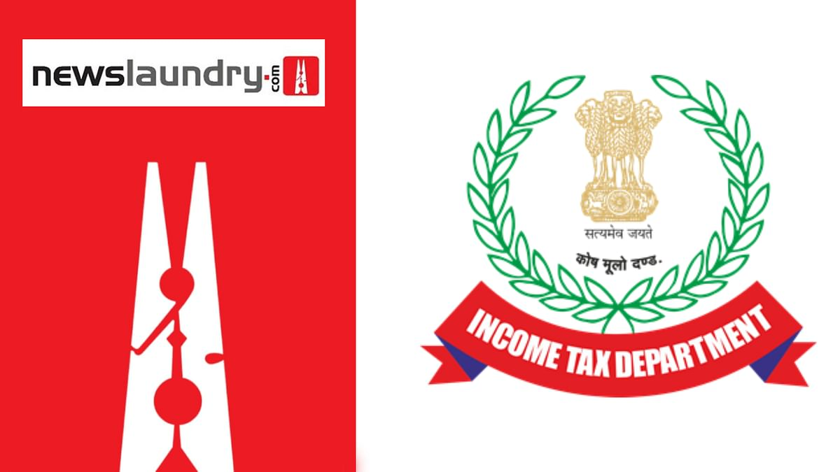 Newslaundry IT Raid: Delhi High Court issues notice to IT Department in plea for protection of personal data
