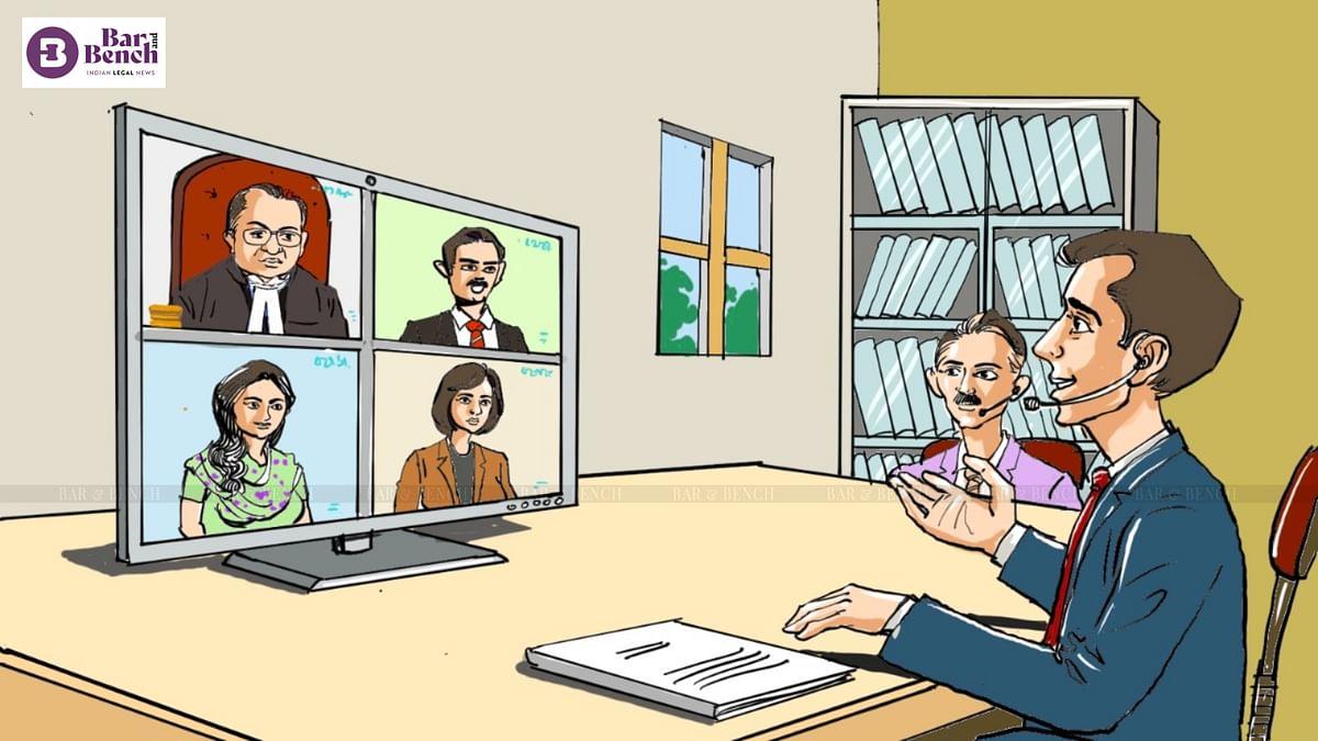 Provide better virtual hearing facilities for lower courts: Delhi High Court tells Delhi govt