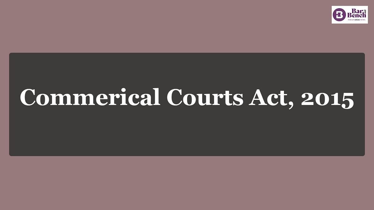 """Appeals under """"unhappily worded"""" Section 13, Commercial Courts Act: What Madras High Court held"""