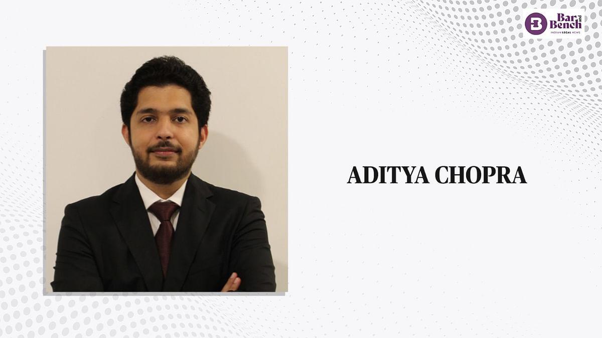 In Conversation With Aditya Chopra, Founder of Victoriam Legalis