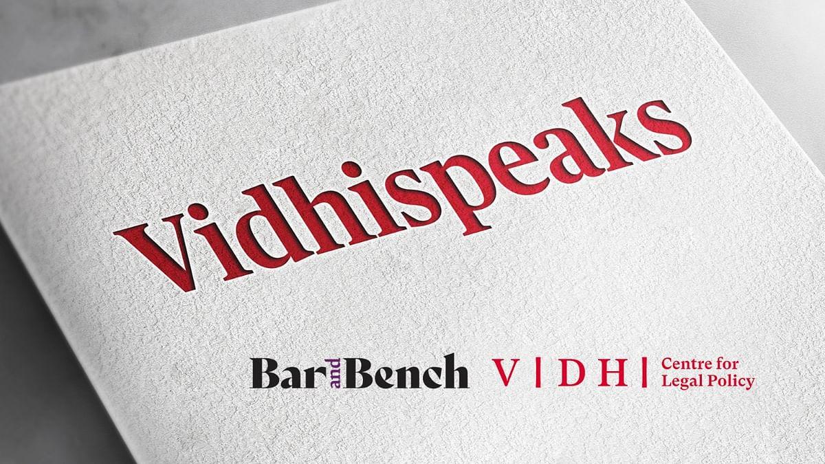 [Vidhispeaks] Certainty of Tax Legislation in India