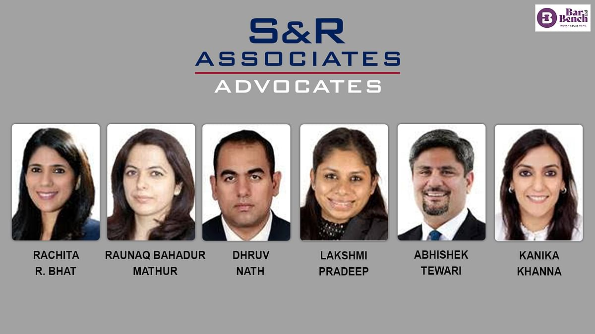 S&R Associates promotes five lawyers to partnership