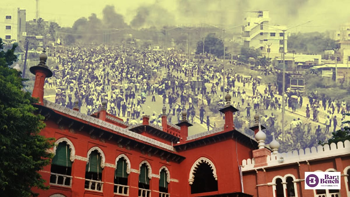 Thoothukudi Sterlite firing of 2018 a scar on democracy, we should never forget: Madras High Court