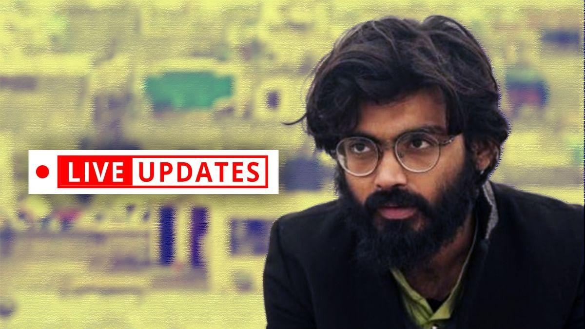 [Delhi Riots] Delhi Court hears bail plea by Sharjeel Imam: LIVE UPDATES