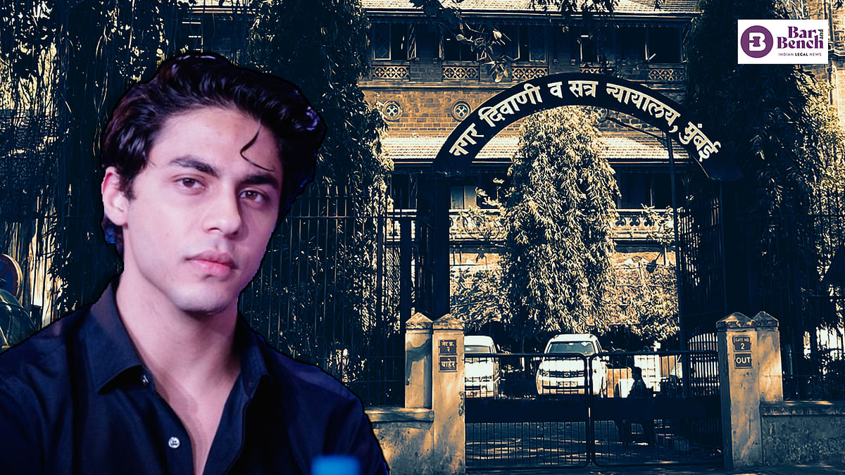 Aryan Khan moves Sessions Court seeking bail in Cruise ship drug case