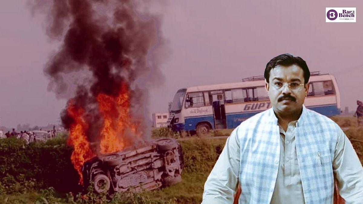 Lakhimpur Kheri Case: UP court denies bail to main accused Ashish Mishra