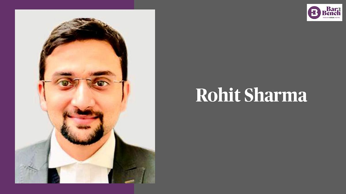 ELP lawyer Rohit Sharma joins Zimmer Biomet as Director - Legal, South Asia