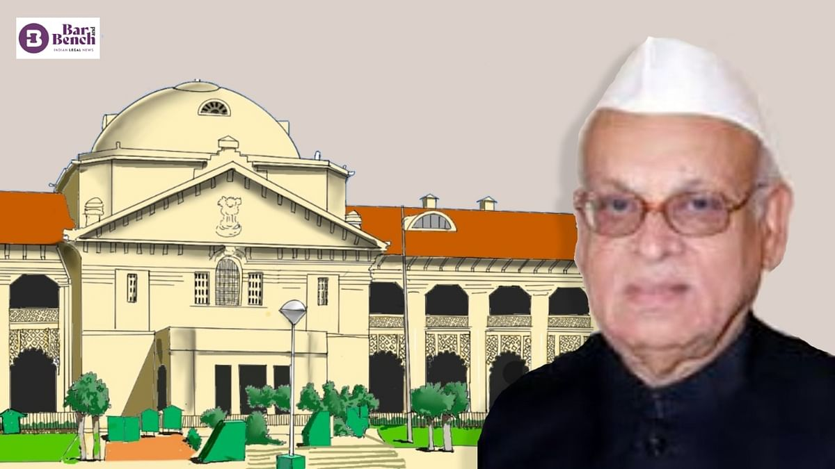 Allahabad High Court grants protection from arrest to former UP Governor Dr. Aziz Qureshi in sedition case