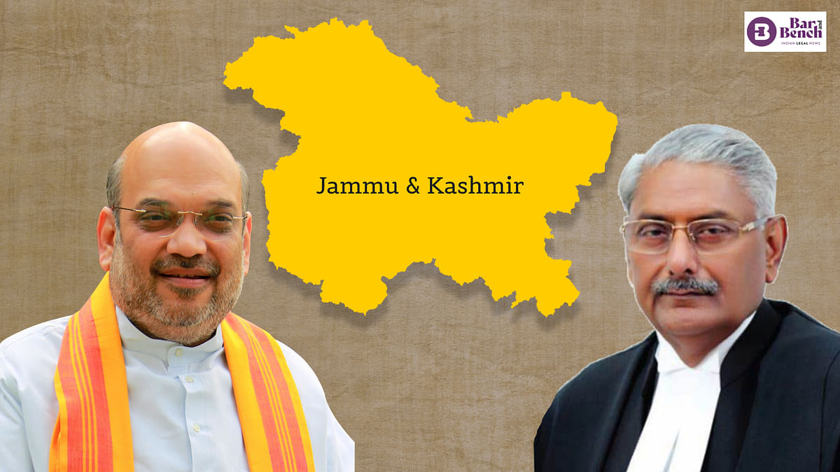 Jammu & Kashmir, North-East have seen new era of peace due to Amit Shah's efforts: Justice Arun Mishra