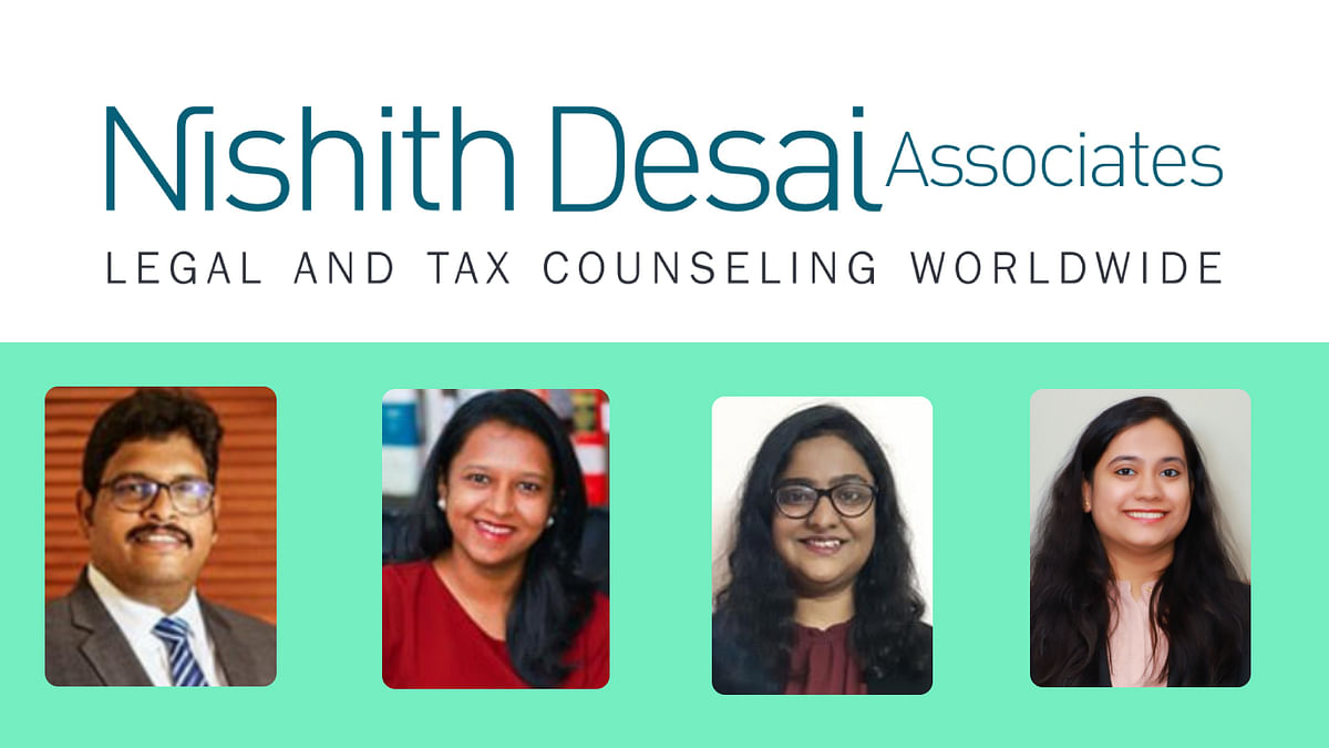 IndusLaw Partner Basava Rao, three others to join Nishith Desai Associates