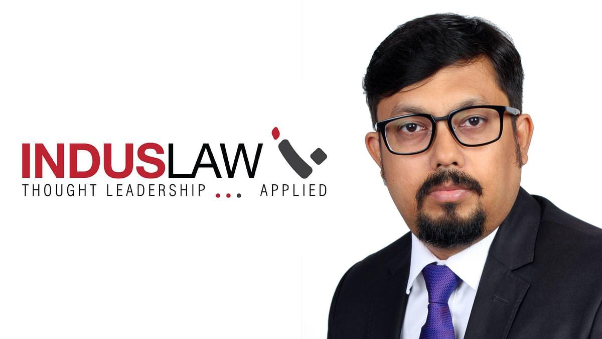 Link Legal's Associate Partner Apurbalal Mallik joins IndusLaw as Partner